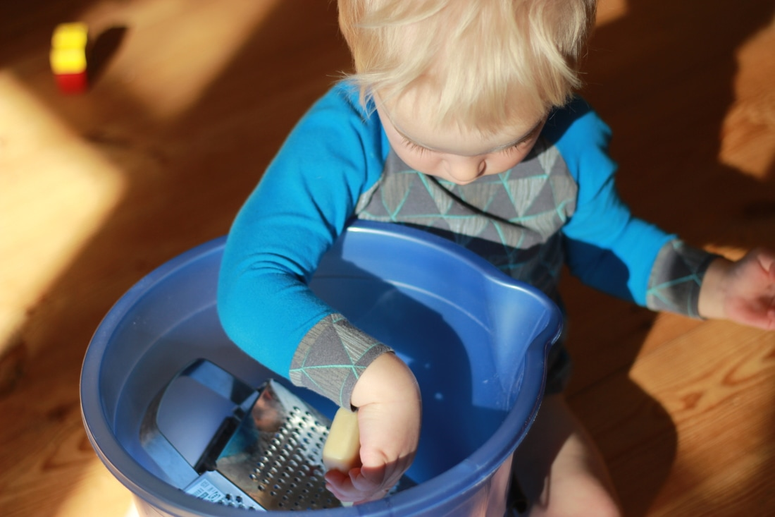 Mýdlový sliz zvládne i malé dítě